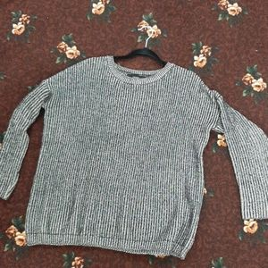 Forever 21 oversized knit sweater